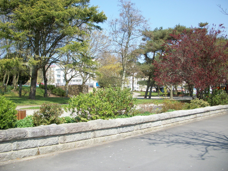 Le jardin kennedy la ceinture verte du centre ville for Jardin kennedy brest